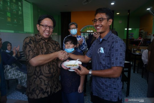 Muhammadiyah Malaysia buka usaha warung soto