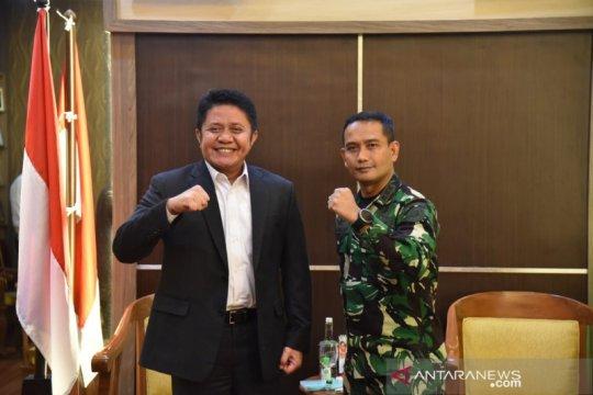 Gubernur Sumsel minta Lanal Palembang amankan Pulau Maspari OKI