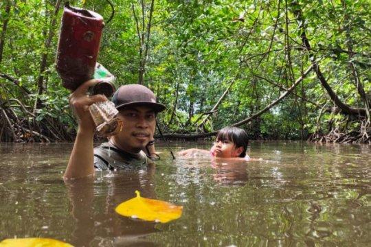 Menyemarakkan HUT ke-75 Kemerdekaan RI ala Rumah Bakau Jayapura