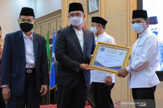Tiga penghargaan disabet Kota Tangerang pada MTQ XVII Banten