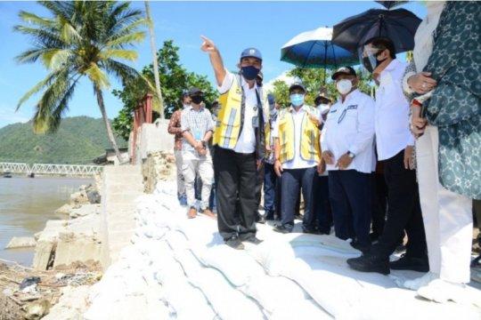 Kepala Bappenas bakal prioritaskan penanganan banjir di Gorontalo