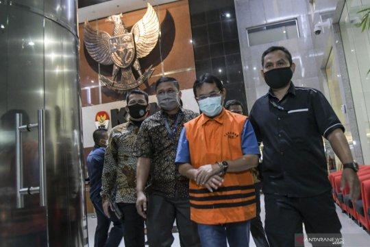 KPK konfirmasi saksi soal kredit mobil mewah tersangka Rachmat Yasin