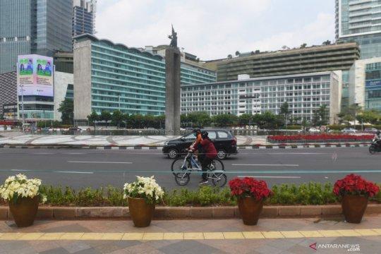 Jakarta diprediksi tidak hujan