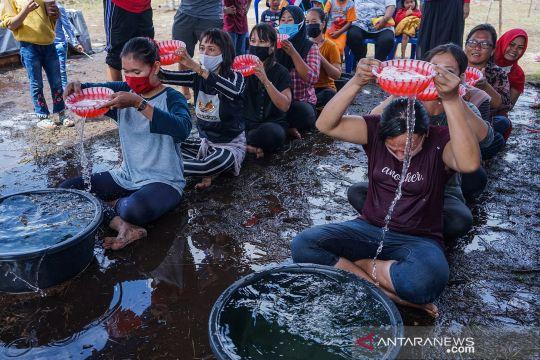 Serunya lomba-lomba di berbagai daerah sambut HUT Kemerdekaan RI