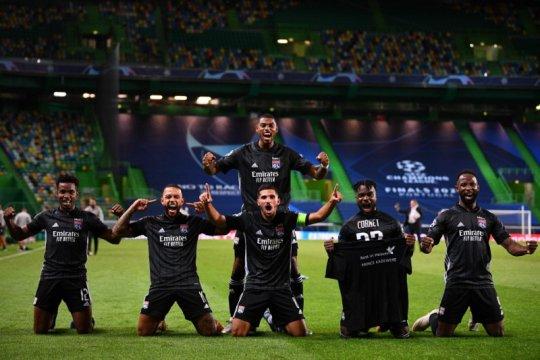 Harga saham Lyon naik setelah kalahkah Man City