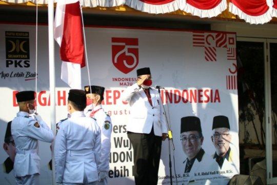 Ketua PKS Jabar: HUT RI momentum perkuat nilai kepahlawanan