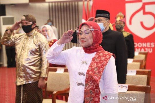HUT ke-75 RI, Menaker ajak wujudkan Indonesia jadi negara terbaik