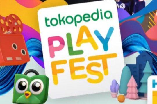 Berbagi inspirasi melalui Tokopedia Play Fest