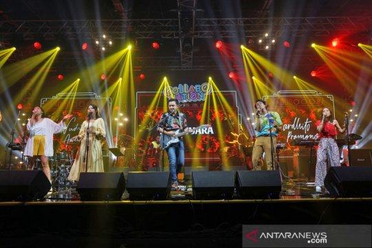 Ardhito Pramono, Barasuara sambut HUT RI lewat konser virtual