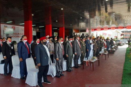 Pemprov Papua: Tidak ada tamu dari PNG hadiri upacara HUT RI