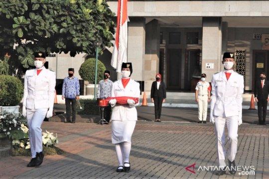 Kasus positif COVID-19 Jakarta tembus 30 ribu di hari kemerdekaan RI