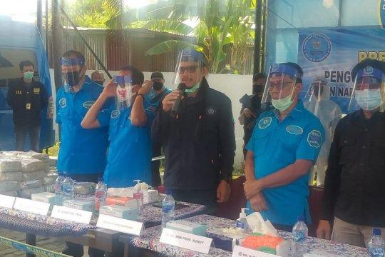 BNN sebut Sumut dan Aceh sangat parah dalam peredaran narkoba