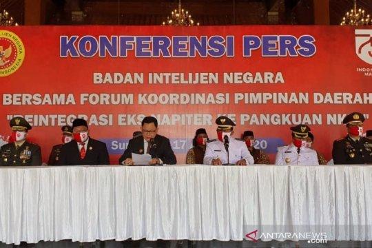 BIN rangkul eks napi terorisme kembali ke NKRI