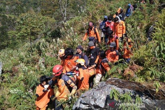 Seorang pendaki meninggal di Gunung Bawakaraeng