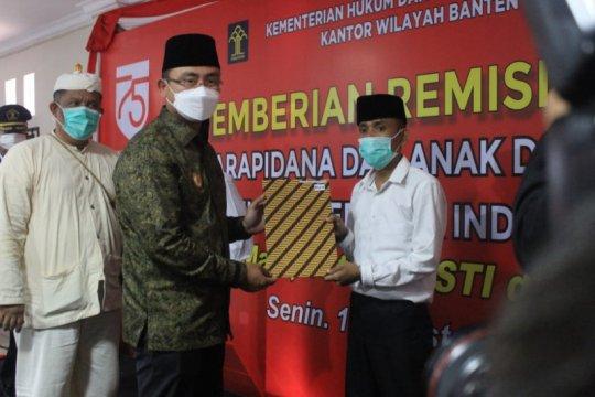 1.039 napi Lapas di Banten nyatakan siap jadi relawan vaksin COVID-19