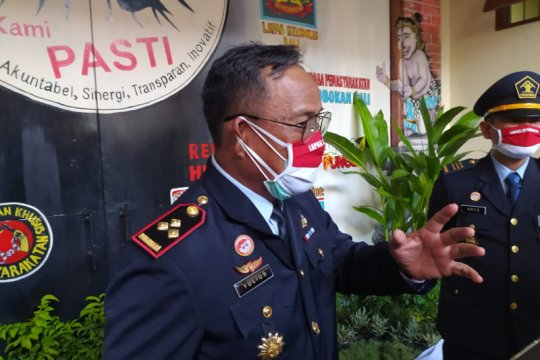Kalapas Kerobokan-Bali sebut tak terima tahanan baru selama 14 hari