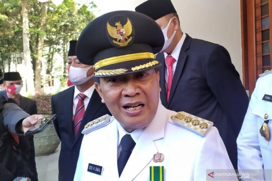 KPK panggil lagi wali kota Bandung terkait kasus korupsi RTH