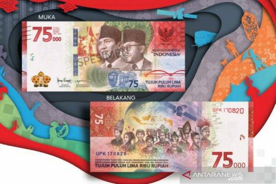 BI: Uang HUT ke-75 RI alat pembayaran sah dan bisa dipesan daring