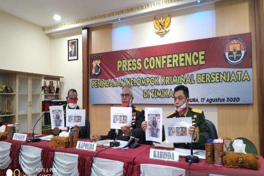 Satu KKB tewas tertembak saat TNI-Polri gerebek markasnya di Timika