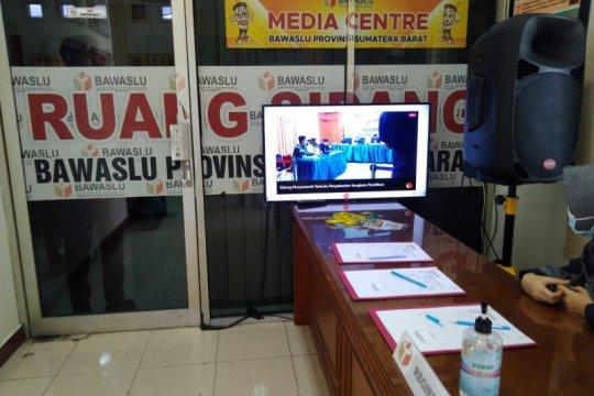 Bawaslu Sumbar tolak permohonan sengketa tim Fakhrizal-Genius Umar