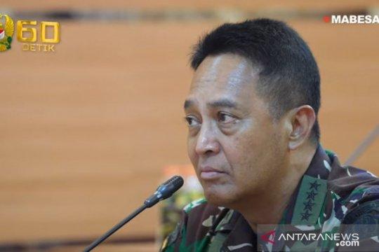 Kasad ingin rehabilitasi barak TNI AD Yonif 403 WP di Yogyakarta