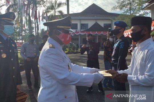 107 napi di Lapas Kelas II B Tanjung Pandan terima remisi umum HUT RI