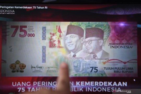 Kemarin, BI keluarkan uang kertas Rp75.000 hingga UMKM jadi prioritas