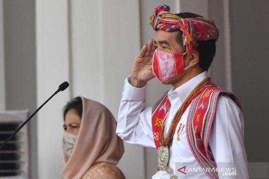Politik kemarin, berbagai upacara kemerdekaan RI hingga rekor MURI