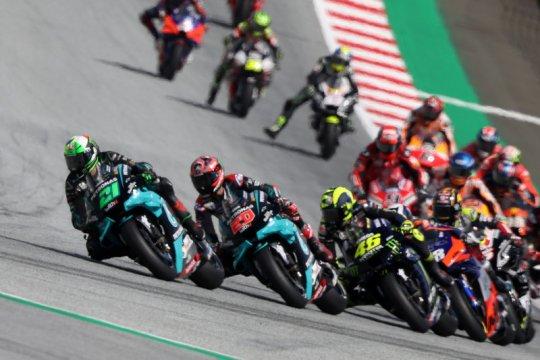 Pesan Rossi pascatabrakan mengerikan di GP Austria