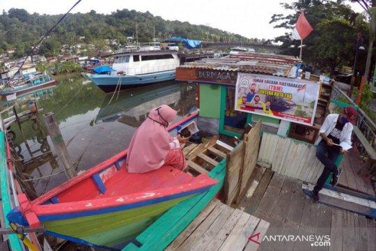 Pesona dan semangat wisata literasi Kota Tua Padang