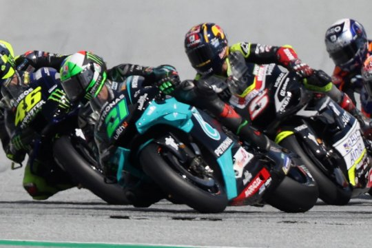 Morbidelli sesali komentarnya ke Zarco pascainsiden GP Austria