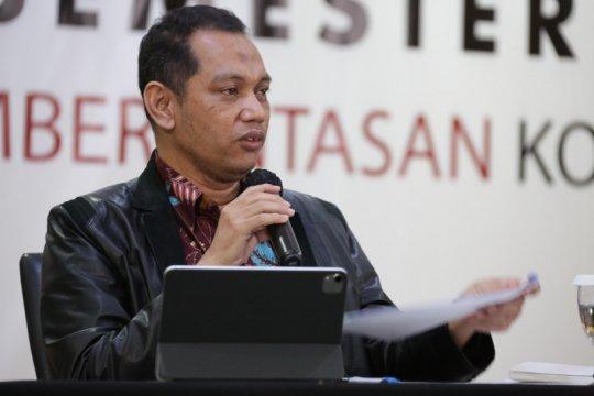 KPK masih pertimbangkan buat kebijakan menunda proses hukum cakada