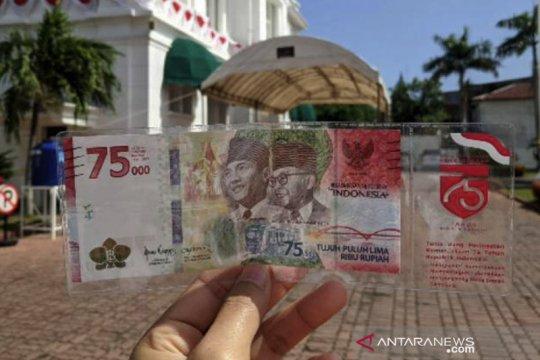E-commerce jual uang khusus pecahan Rp75.000 hingga ratusan kali lipat