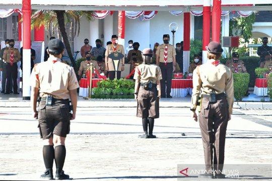 Gubernur resmikan Jurnal Tamalate pertama di Indonesia
