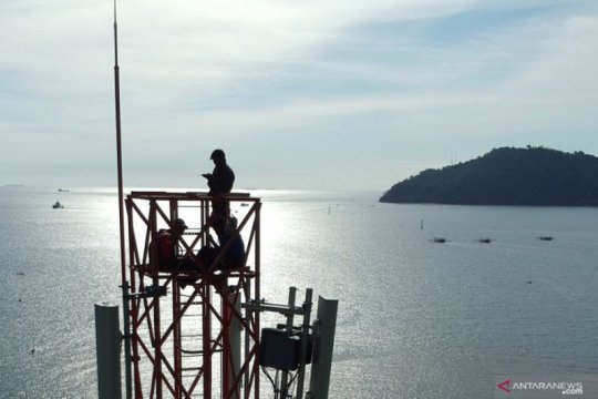 Kominfo upayakan ketersediaan sinyal di destinasi wisata unggulan