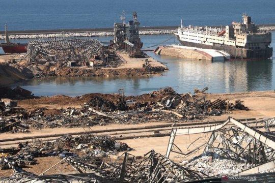 Kuwait akan bangun kembali silo Lebanon yang hancur akibat ledakan
