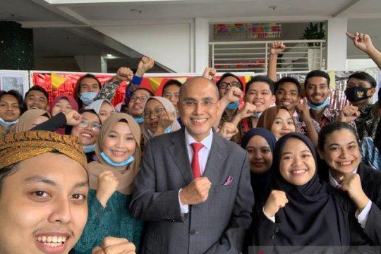 PPI MSU Malaysia peringati HUT Kemerdekaan RI