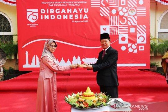 """""""Bangga Buatan Indonesia"""" warnai perayaan HUT ke-75 RI di timur Afrika"""
