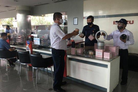 Isuzu terus tingkatkan layanan purna jual