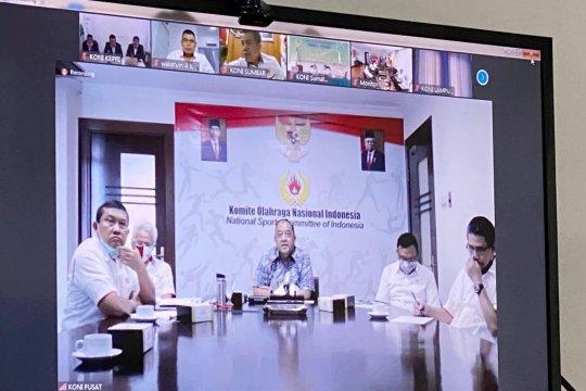 KONI Kepri dukung PON XXI digelar 2025