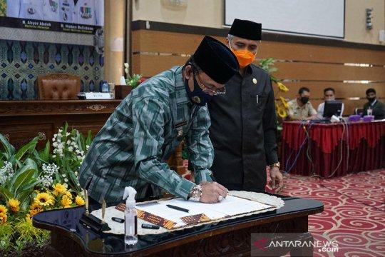 Pandemi, APBD Perubahan 2020 Mataram defisit Rp103,9 miliar