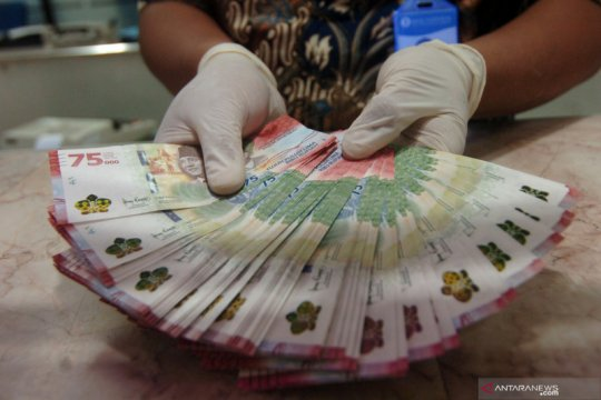 BI sebut tidak bisa hindari jual beli daring uang Rp75.000