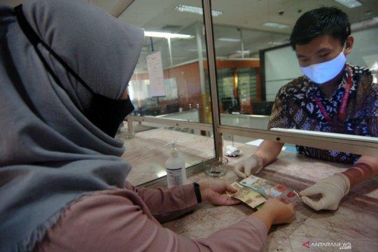 Perusahaan jasa keuangan tetap beroperasi di Jakarta selama PSBB