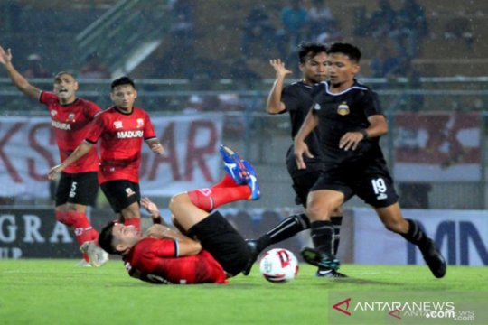 Madura United perketat prosedur peliputan latihan