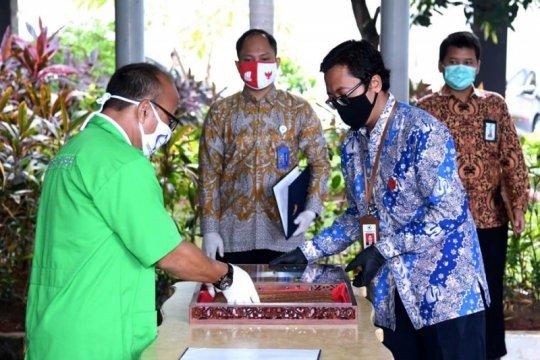 Sekretariat Presiden kembalikan naskah asli teks proklamasi ke ANRI