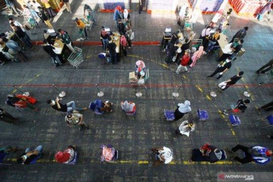 21 pegawai Lumbung Pangan Jatim terinfeksi COVID-19