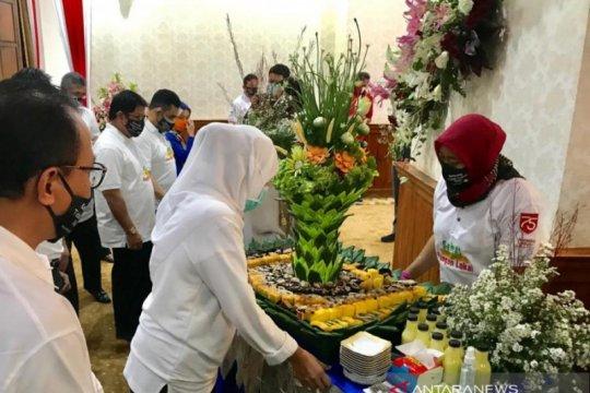 Gubernur Jatim ajak gerakan diversifikasi pangan lokal