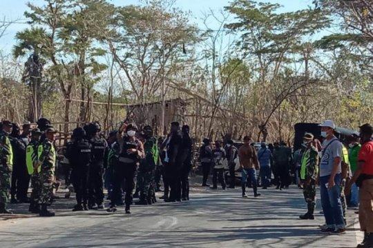 Kapolres TTS bantah tindakan represif di Pubabu