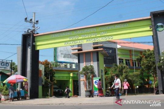 Pelayanan operasional RSUD Waluyo Jati Probolinggo ditutup tiga hari
