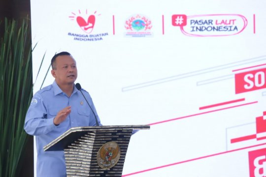 KKP gandeng mitra platform digital pasarkan produk UMKM perikanan
